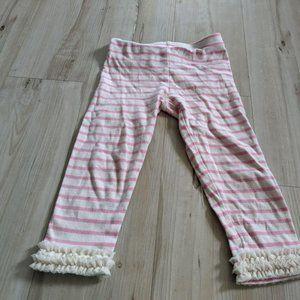 Gymboree Girls Kids Pants Ruffled Tutu Leggings Ba
